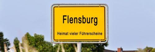 Flensburg Verkehrszentralregister